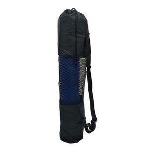 PVC Yoga Exercise Mats with Carrying Bag